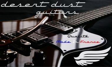 Visuel du projet Desert Dust Guitars