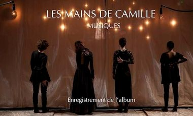 Visueel van project Les Mains de Camille - Musiques