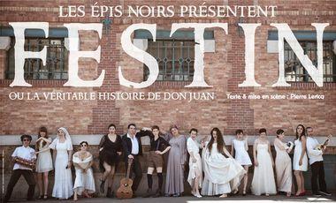 Project visual Festin (ou la véritable histoire de Don Juan)