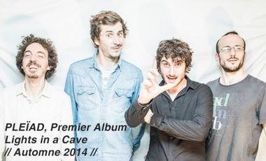 Project visual PLEIAD: Le Premier Album