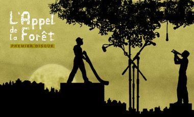 Visueel van project L'Appel de la Forêt - Réalisation du PREMIER DISQUE.