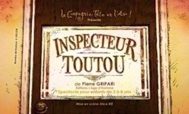 Project visual Allons à Avignon avec inspecteur Toutou!!