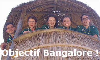 Project visual Objectif Bangalore !