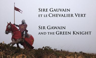 Visueel van project Sire Gauvain et le Chevalier Vert / Sir Gawain and the Green Knight