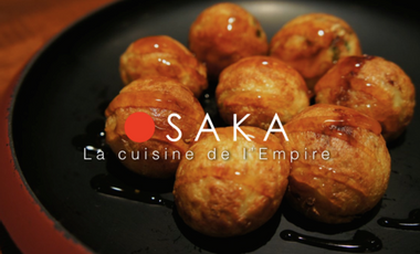 Visueel van project Osaka, la cuisine de l'Empire