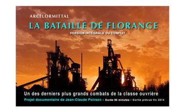 Project visual LA BATAILLE DE FLORANGE
