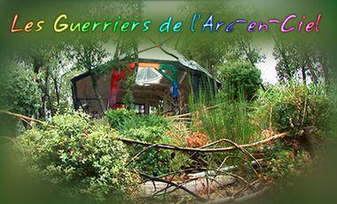 Project visual Les Guerriers de l'Arc-en-Ciel