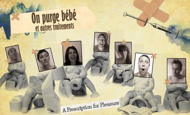 Visueel van project ON PURGE BEBE et autres traitements
