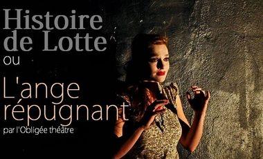 Project visual Histoire de Lotte ou l'ange répugnant