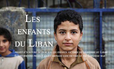 Visueel van project Déplacement au Liban dans le cadre d'un projet d'écriture