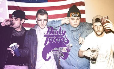 Project visual Dirty Tacos - Nouvel EP + Tacos Party