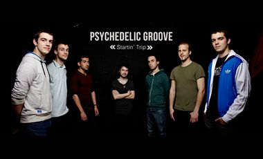 Visuel du projet Psychedelic Groove - Startin'Trip
