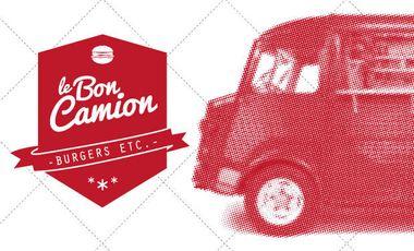 Project visual Le Bon Camion : Premier food truck Savoyard !