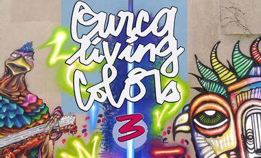 Visueel van project Ourcq Living Colors #3