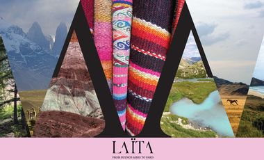 Project visual Laïta - From Buenos Aires to Paris