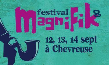 Visueel van project FESTIVAL MAGNIFIK 2014