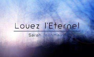 Project visual Louez L'Éternel