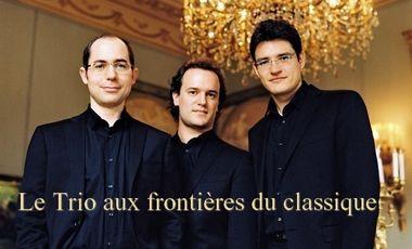 Visuel du projet Le Trio aux Frontières du Classique