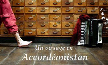 Visueel van project Un voyage en Accordéonistan