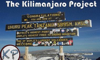 Visueel van project The Kilimanjaro Project