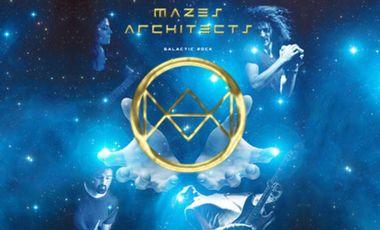 Visuel du projet MAZES ARCHITECTS, financement 1er album