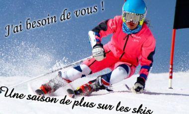 Visuel du projet Une saison de plus sur les skis