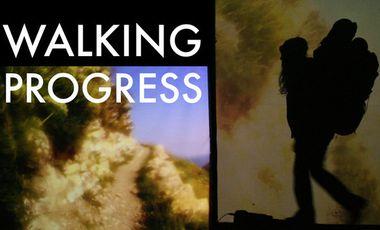 Visueel van project Walking Progress