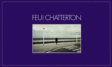 Project visual FEU! CHATTERTON - 1er EP
