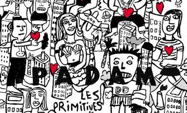 Project visual BONS BAISERS DE PADAM