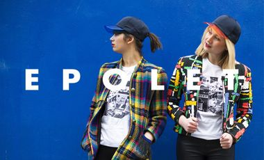 Project visual Epolet Collection F/W14-15