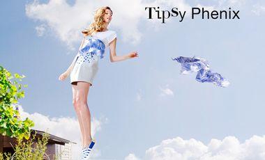 Visueel van project Tipsy Phenix : le vêtement qui renaît !