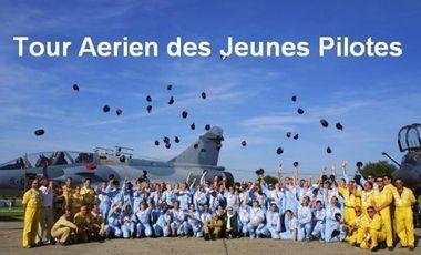 Project visual Tour Aérien des Jeunes Pilotes
