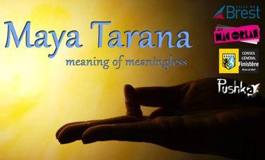 Project visual Maya Tarana