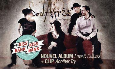 Visueel van project SoulAÿrès • Nouvel album + Clip