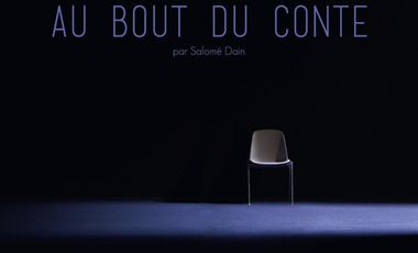 Project visual Au bout du conte.