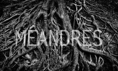 Project visual Deuxième Album de Méandres