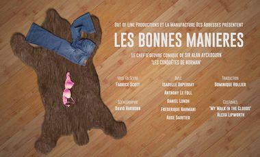 Visueel van project LES BONNES MANIERES