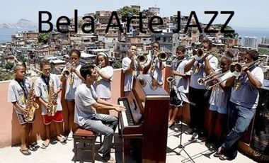 Project visual Donations pour l'école de Jazz: Belo Arte Jazz