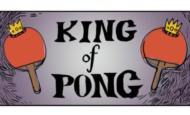 Visuel du projet Le Roi des Pongs