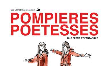 Project visual Les Pompières-Poétesses