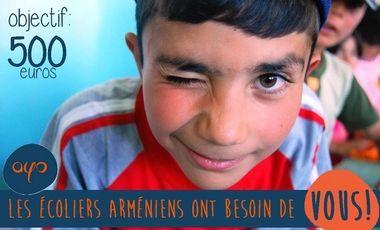Visuel du projet Mission humanitaire en Arménie