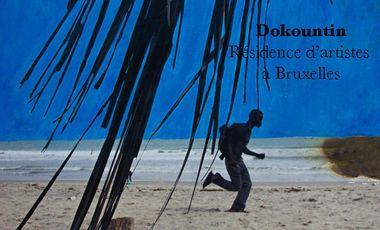Visuel du projet Dokountin / Résidence d'artistes à Bruxelles
