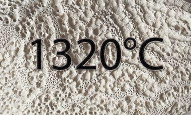 Visueel van project 1320°C grâce à Vous!