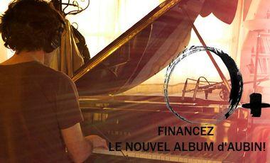 Visueel van project aubin - nouvel album : O+