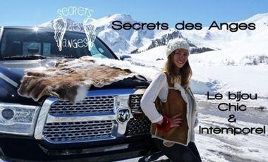 Visueel van project Secrets des Anges  participe à son premier salon international de la bijouterie.