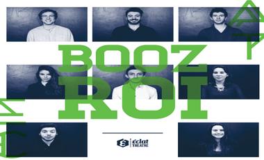 Visuel du projet Booz Roi part en tournée !