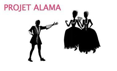 Visueel van project Alama