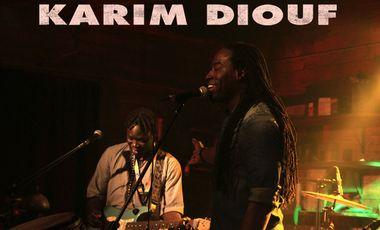 Visueel van project Karim Diouf