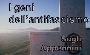 Visuel du projet I geni dell'antifascismo - Sugli Appennini