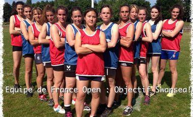 Visueel van project Participation à la Coupe d'Europe de Touch Rugby